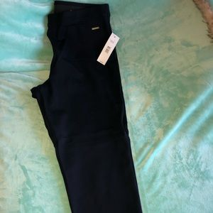Tahari leggings ponte pants NWT